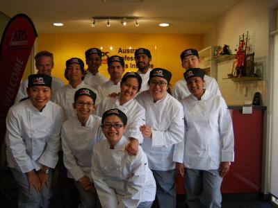 Advanced Diploma of Hospitality Management (Cookery major)